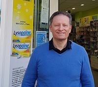 Alain RENAUD : Vice Président (Information)
